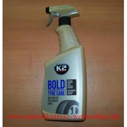 K2 Bold gumiápoló 700 ml