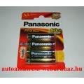 Elem Panasonic Pro Power LR6/AA tartós