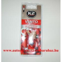 Illatosító, K2, Vento, Strawberry, Eper
