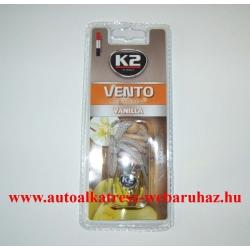 Illatosító, K2, Vento, Vanilia