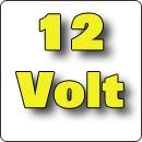 12V-os izzók
