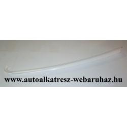 Cipőkanál 54,5 cm hosszú, műanyag