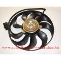 Hűtőventillátor motor skoda fabia 6q0959455J