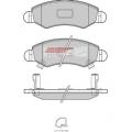 Fékbetét Suzuki Ignis első 55810-84e00