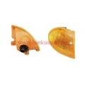 Opel astra F index jobb első sárga depo 442-1510R-UE-Y