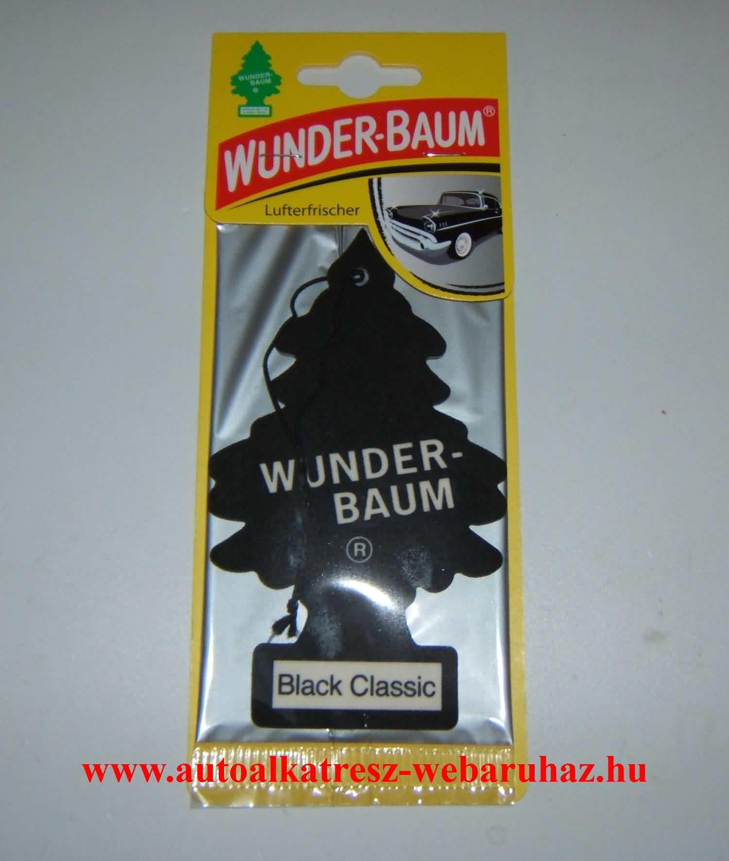 wunder_baum autoillatosito black classic